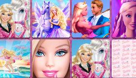 Nouveau jeu Barbie