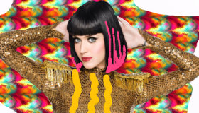 Coloriage de Katy Perry