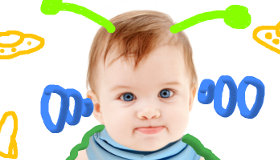 Dessins de bébés