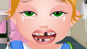 Jeu de dentiste pour bébés