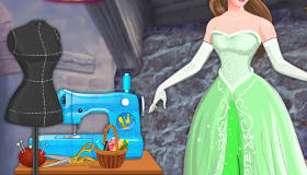 Design d'Habits pour Princesses Disney