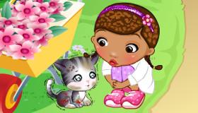 jeu docteur la peluche des animaux gratuit jeux 2 filles. Black Bedroom Furniture Sets. Home Design Ideas