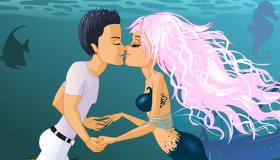 Une sirène romantique