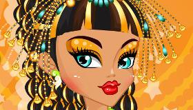 Soin de beauté pour Cléo