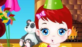 L'anniversaire de Bébé Lulu