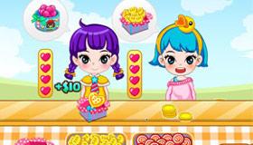 Marchande de bonbons