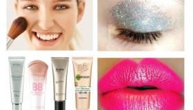 Maquillage pour le Nouvel An