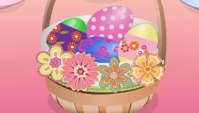 La panier de Pâques