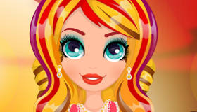 Une journée au Spa d'Ever After High