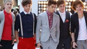One Direction en film 3D pour 2013!