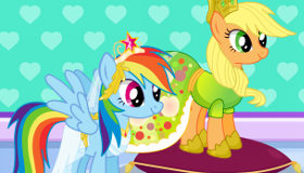 Le bal de My Little Pony
