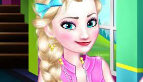 Elsa au lycée