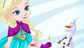 La blessure d'Elsa