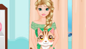 Elsa et ses animaux