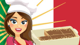 Emma cuisine un Tiramisú