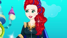 Habillage de la princesse Merida