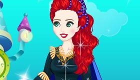 Habillage de la princesse Merida