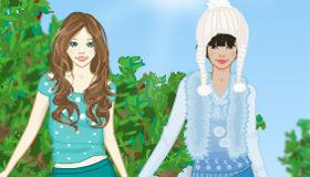 Les soeurs enchantées
