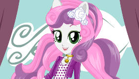 Habillage d'Equestria Girls