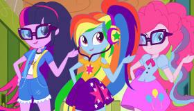 Retour à l'Ecole des Equestria Girls