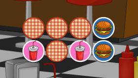 Jeu de fast food