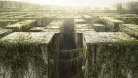 Le Labyrinthe - Les premières images