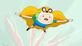 Adventure Time avec Finn