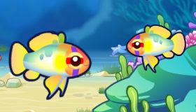 Soigneur de poissons