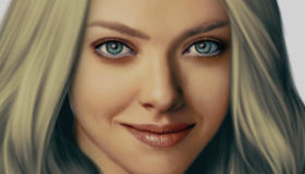Maquillage de Amanda Seyfried