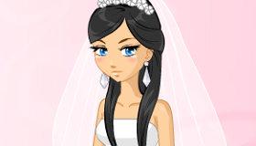 Une mariée exceptionnelle