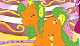 Au bal de My little Pony