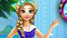 Le Nettoyage de Printemps d'Elsa