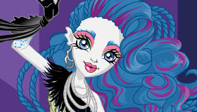 Monster High Fusion monstrueuse