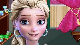 Journée Spa de la Reine des Neiges
