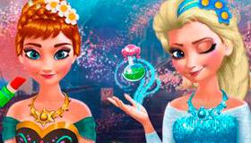 Relooker les plus belles princesses Disney