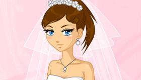 Jeu de mariage pour fille