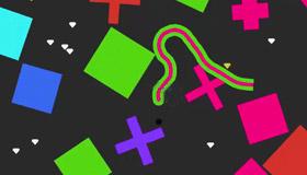 Le jeu du Snake pour filles