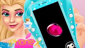 Crée ton iPhone X avec les princesses