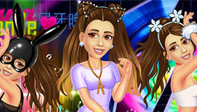 La tournée mondiale d'Ariana Grande