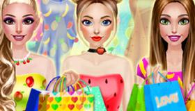 Jeu des reines du shopping