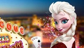 Jeu de princesse à Las Vegas