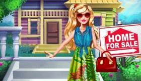 Jeu maison à vendre pour filles