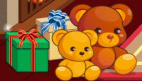 Jeu de décorations de Noël pour filles
