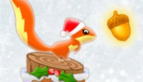 Jeu Scrat de Noël pour filles