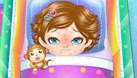 Apprends à soigner un bébé malade