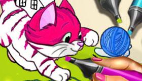 Jeux de coloriages d'animaux