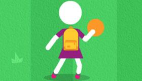 Ping pong de poche