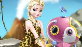 L'habillage préhistorique d'Elsa