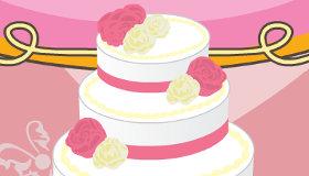 Gâteau de Mariage pour Mia