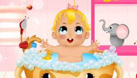 Bain de bébés